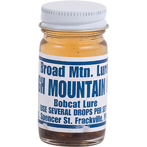 High Mountain (Bobcat Call Lure) - Broad Mountain Lure