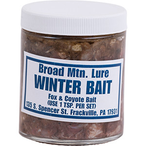Winter Bait (Fox & Coyote) - Broad Mountain Bait