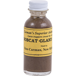 Bobcat Gland- Carman's Lures
