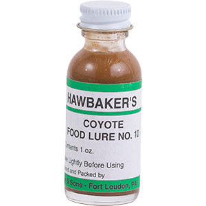 Coyote Food No. 10 - Hawbaker's Lures