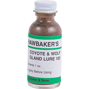 Coyote and Wolf Gland 100 - Hawbaker's Lures