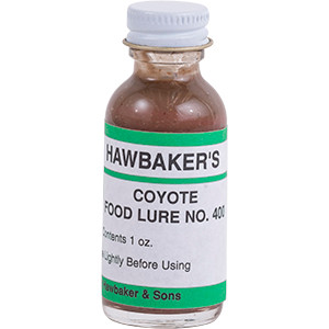 Coyote Food No. 400 - Hawbaker's Lures
