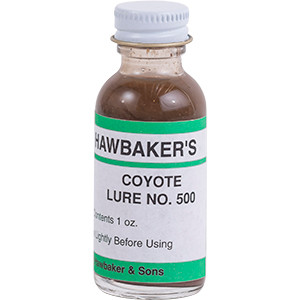 Coyote No. 500 - Hawbaker's Lures