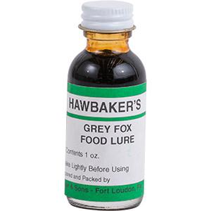 Grey Fox Food - Hawbaker's Lures
