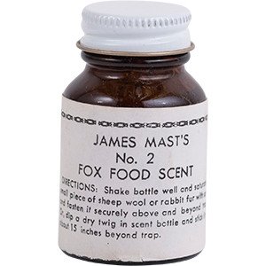 Fox #2 - Mast Lures