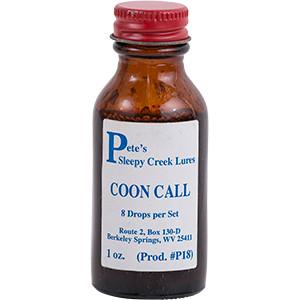 Coon Call - Pete's Sleepy Creek Lures