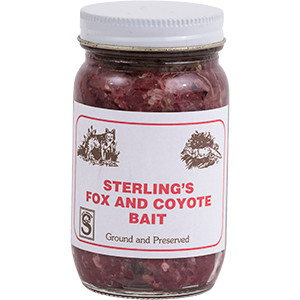 Fox and Coyote Bait - Winkler's Sterling Baits