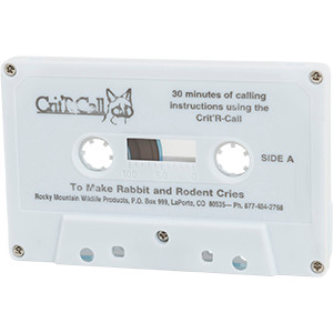 Crit'R-Call  Instruction Cassette Tape