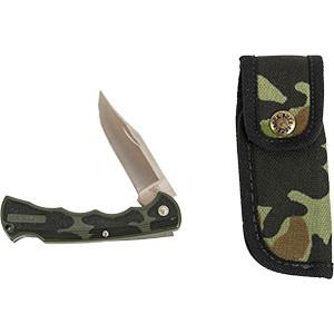 #422CM Camo - Buck Knives
