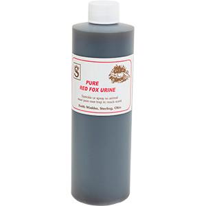 Red Fox - Top Quality Pure Animal Urine