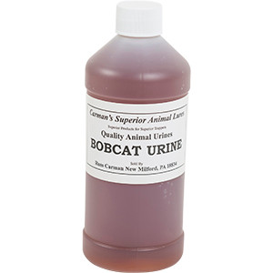Bobcat - Carman's Pure Animal Urine