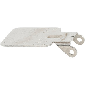 1.75 4x4 Square Type Pan - Victor Trap Parts