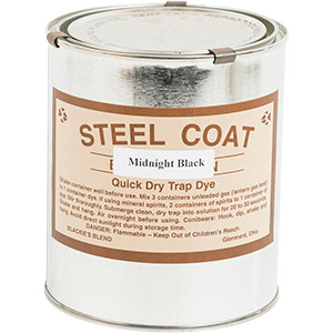 Blackie's Steel Coat Trap Dye
