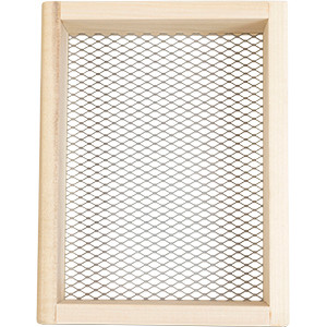 Pro Wood Sifter with Diamond Screen