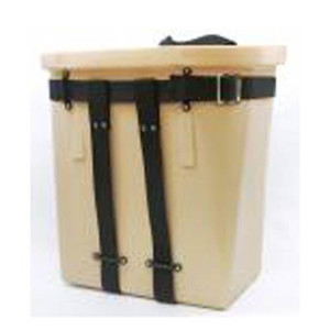 Fibertuff Pack Basket for trapping trips