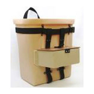 Pack Basket with Lure compartment