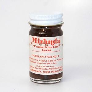 Miranda's Competition Line Lure - Farmland Fox 2