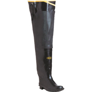 LaCrosse Insulated Outrigger X-HD Black Hip Boot