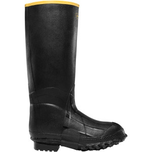 LaCrosse Black Knee High Insulated Boot