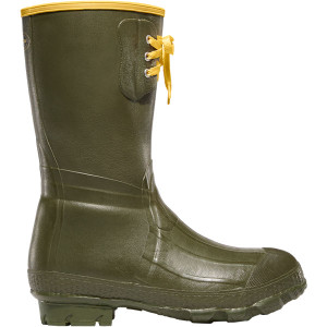 "LaCrosse 12"" Insul-Pac Insulated 3 Eyelet Boot"
