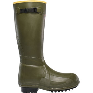 "LaCrosse 16"" Burly Insulated Boot With Air Grip Sole"