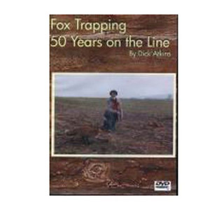 Atkins, Dick  - Fox Trapping DVD