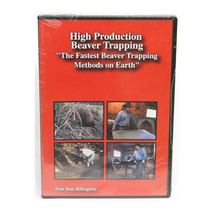 Billingsley, Dale - High Production Beaver Trapping DVD