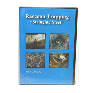 "Billingsley, Dale - Raccoon Trapping ""Stringing Steel"" DVD"