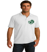 Killarney adult uniform polo w/ printed logo