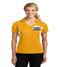 Sunridge Elementary ladies dri-fit color block polo w/ embroidery