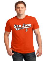 San Jose Tigers Men's T-shirt