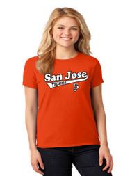 San Jose Tigers Ladies T-shirt