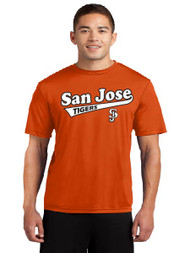 San Jose Tigers Adult Dri-Fit Shirt