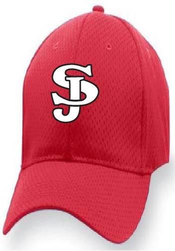 San Jose solid color flex fit hat