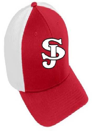 San Jose color block flex fit hat