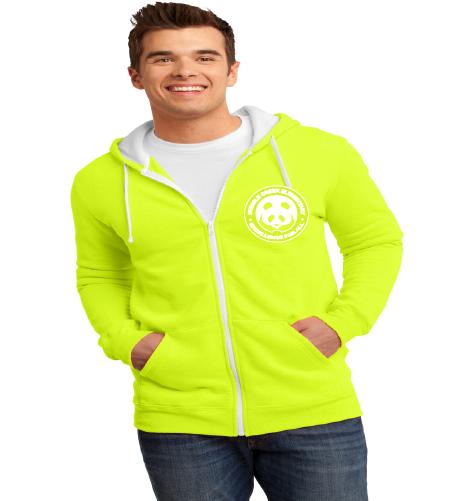 Shingle Creek men's zip up hooded sweatshirt