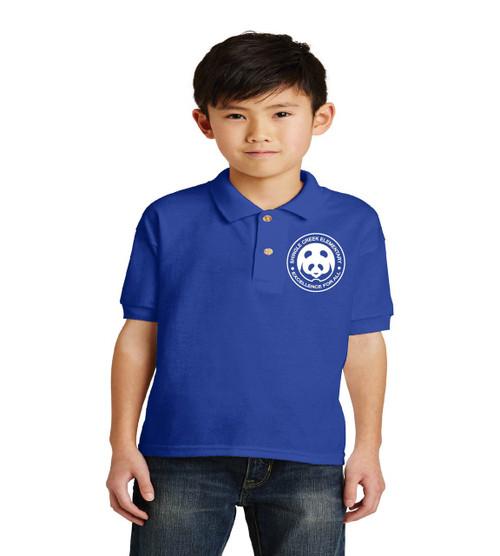 Shingle Creek youth uniform polo