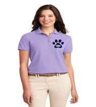Eagle Creek ladies basic polo