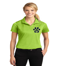 Eagle Creek ladies dri fit polo