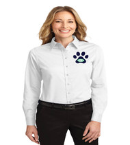 Eagle Creek ladies long sleeve button up