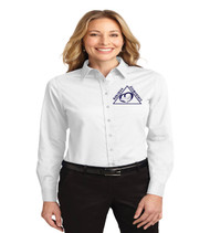 Oakshire ladies long sleeve button up