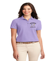 Oceanway ladies basic polo