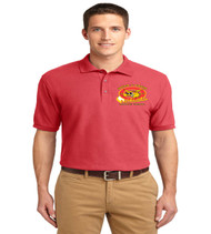 South Creek men's basic polo