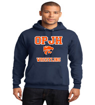 OPJH Basic navy hoodie
