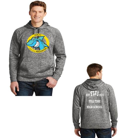 Fla Virtual school men's dri-fit hoodie