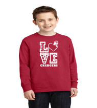 Patriot Oaks Youth Long Sleeve T-Shirt
