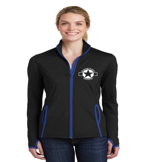 MPA Sport Tek ladies full zip jacket