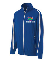 Lakeside track zip up jacket