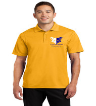 Sheffield men's dri fit polo