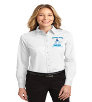 Gregory drive ladies long sleeve button up